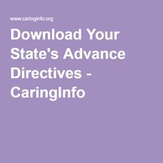 Pin By Dianna Vaughn On Living WillsAdvance Directives