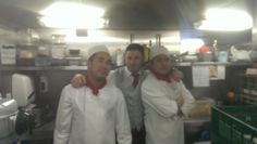 Galley and Service Crew - Picture from Chef de Rang Mihai Tarziu on board Viking River Cruises