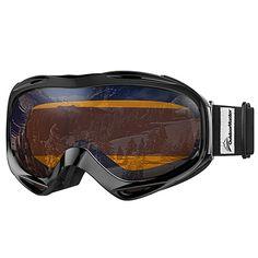 OutdoorMaster OTG Ski Goggles - Over Glasses Ski/Snowboard Goggles for Men, Women & Youth - UV Protection Best Ski Goggles, Snowboard Goggles, Ski And Snowboard, Snowboarding, Skiing, Best Skis, Oakley Sunglasses, Outdoor, Venetian Mirrors
