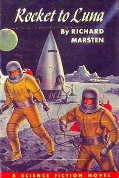 Rocket To Luna by Richard Marsten