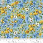 Summer Breeze IV ~Bouquet~Lt.Blue~33283-13~Cotton Fabric by Moda