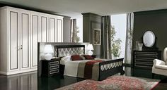 ideas to Italian style in bedroom, Italian bedroom