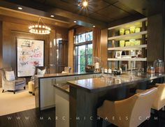 Marc-Michaels Interior Design - Wet Bar
