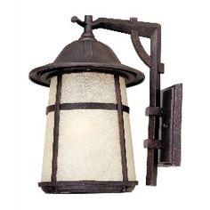 Oxbow - One Light Outdoor Wall Lantern