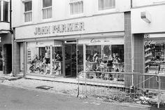 Photo print John Farmer shoe shop Weymouth photograph | eBay