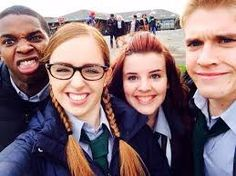 Image result for wolfblood cast