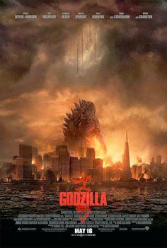 Cumbucão: Godzilla | Filme ganhou novo pôster e trailer lege...