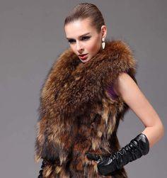 winter-vest-real-fur-coat-fox-Ultralarge-2013-fur-raccoon-fur-vest-long-design-fox-fur