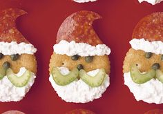 5 No-Fuss Christmas Snack Recipes for Kids/ Parties