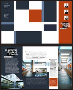 Architecture Design Brochure