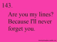 Theatre Pick-Up Lines :)