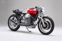 Moto Guzzi Cafe Racer by Kaffeemaschine 1