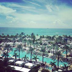 Fontainebleau Miami Beach, Miami.