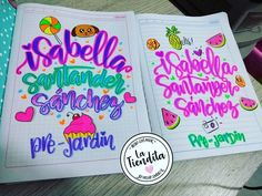 Hand Lettering Fonts, Cool Lettering, Notebook Art, Aesthetic Girl, Special Gifts, Doodles, Bullet Journal, Kitty, How To Plan