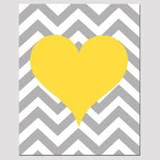 Chevron Heart Print Kids Wall Art For Nursery or Kids Room Art, Kids Room Design, Art Wall Kids, Art For Kids, Wall Art, Scrapbooking Image, Shower Bebe, Modern Kids, Modern Art