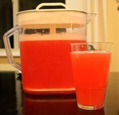 LUSH SLUSH PUNCH! Honestly the best punch I have EVER had! Perfect for weddings, parties or just for fun with dinner! YUMMY!