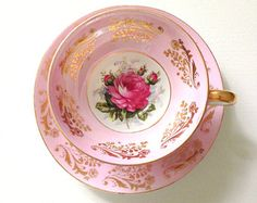 Popular items for tea cup and saucer on Etsy