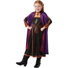 Disney Frozen 2 Anna Classic Costume - Size 3-5