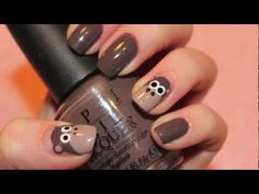 Tutorial: Monkey Nails