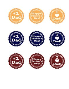 Scattered Thoughts of a Crafty Mom: Father's Day Printables