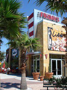 Tgi Fridays, Orlando, Florida