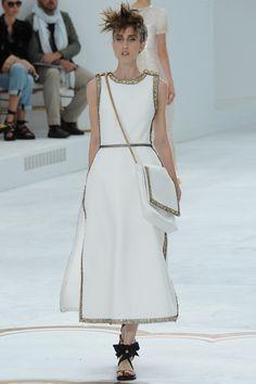 4679bbaabeb951 71 fantastiche immagini su Chanel - Haute Couture Collection Fall ...