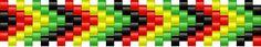 small arrows 2 bead pattern