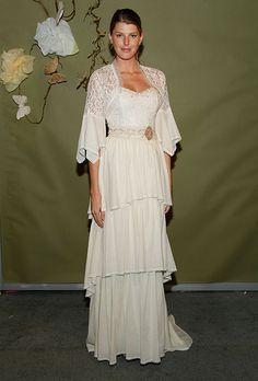Claire Pettibone - Spring 2012 www.brides.com