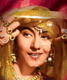 madhubala - beautiful