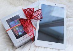 Giveaway o tablet značky Acer