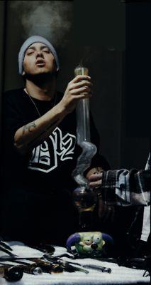 Eminem, Slim Shady. Faded ;)  Thats hott lol :3