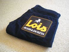 LOIS NAVY BLUE JUMBO CORDS #backintheday #garms Lois Jeans, Back In The Day, Navy Blue, Clean Living, Cords, Classic, Fitness, Casual, Men