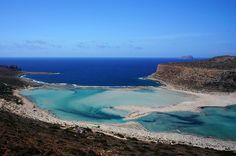 Beautiful Crete Photos Balos lagoon