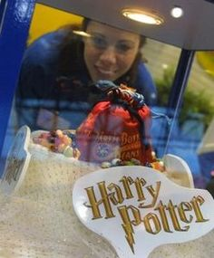 Harry Potter Party Food Ideas