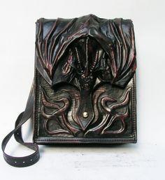 bob_basset: New LatherDragon Case. Кожаный портфель Дракон. Новый