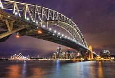 As pontes urbanas mais incríveis do mundo - Harbour Bridge (Sydney, Austrália)