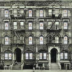 Robert Plant has called 'Physical Graffiti' his favorite Led Zeppelin album.
