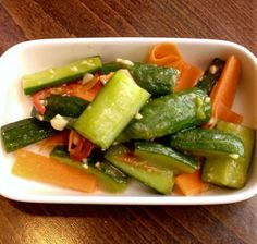 Hardwok Cafe Seattle. Taiwanese Food. Cucumber Salad. Asian Desserts, Asian Recipes, Good Food, Yummy Food, Yummy Yummy, Taiwanese Cuisine, Taiwan Food, Clean Eating Recipes, Healthy Eating