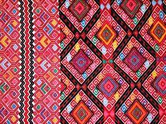 patrones mayas - Larráinzar