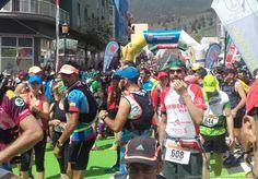 """El Reventón Trail 2017 acogia este fin de semana su séptima edición. Lo hacia con un recorrido renovado en la """"Maratón"""", respecto al año pasado, cuando acogió el Campeonato de …"""