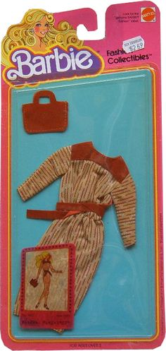 *1978 Fashion collectibles Barbie outfit 2 #1907 asst #1909