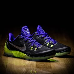 Nike Zoom Kobe Venomenon 5 'Joker'   Sole Collector