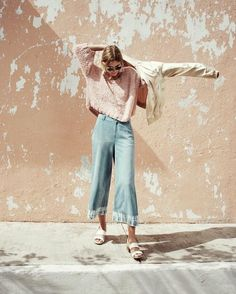 Muted pastels for spring