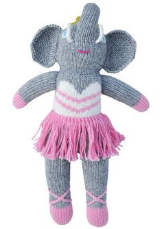 bla bla doll....Mini-Josephine the Elephant