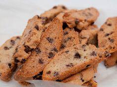 Traditional Jewish Mandelbrot (Mandel Bread) recipe adapted from Nick Malgieri's Cookies Unlimited book.