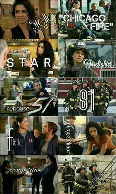 Character Profile: Stella Kidd from Chicago Fire