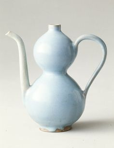 Double Gourd-shaped Ewer, 12th century •