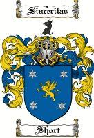 Short Coat of Arms / Short Family Crest