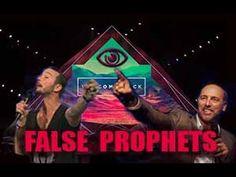 HILLSONG FALSE PROPHETS ILLUMINATI TEMPLES