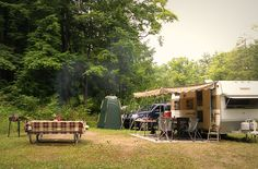 Camping June 2014 Kiasutha Campground Allegheny National Forest